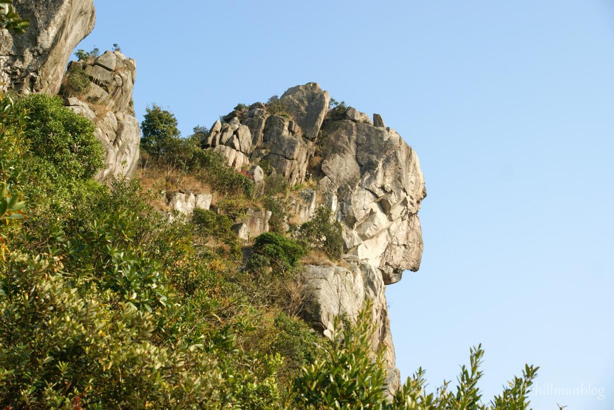 獅子山 1 (獅子山頂、望夫石)