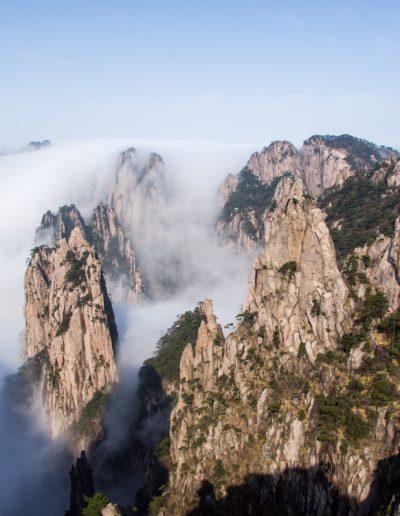 黃山 Mount Huangshan