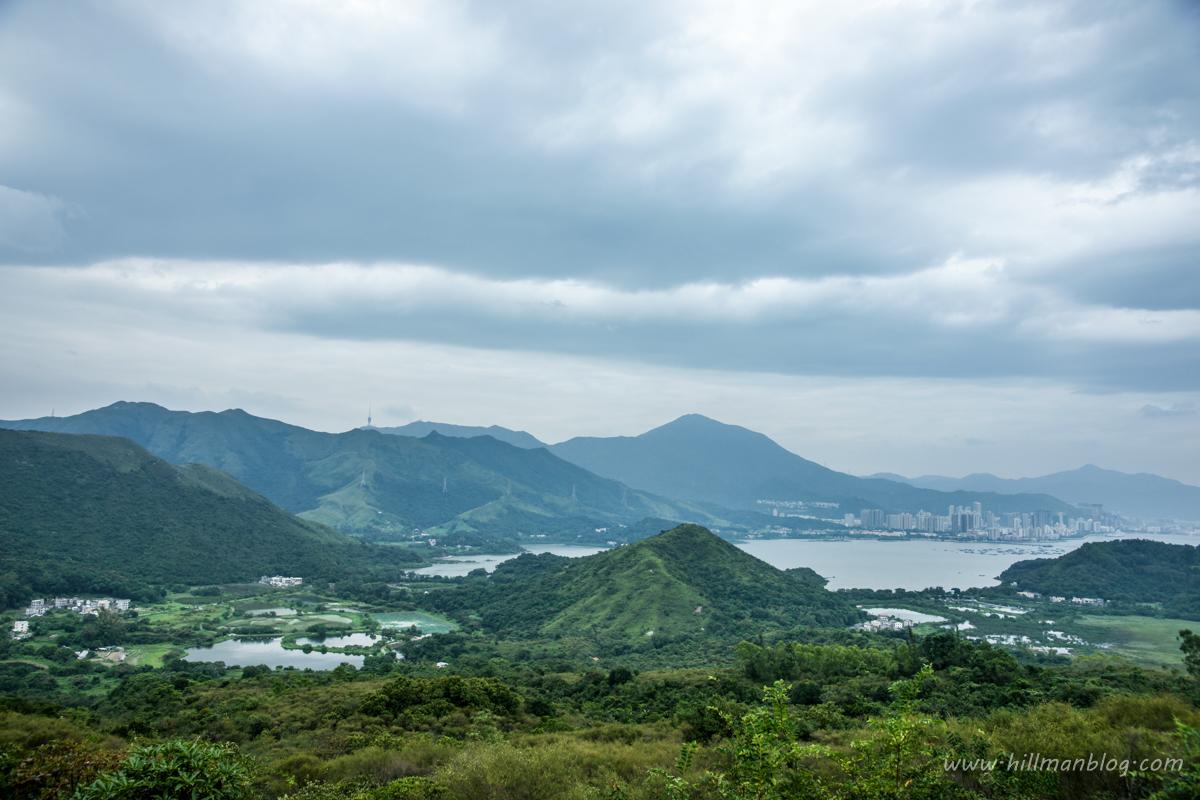 橫七古道 (石板潭)