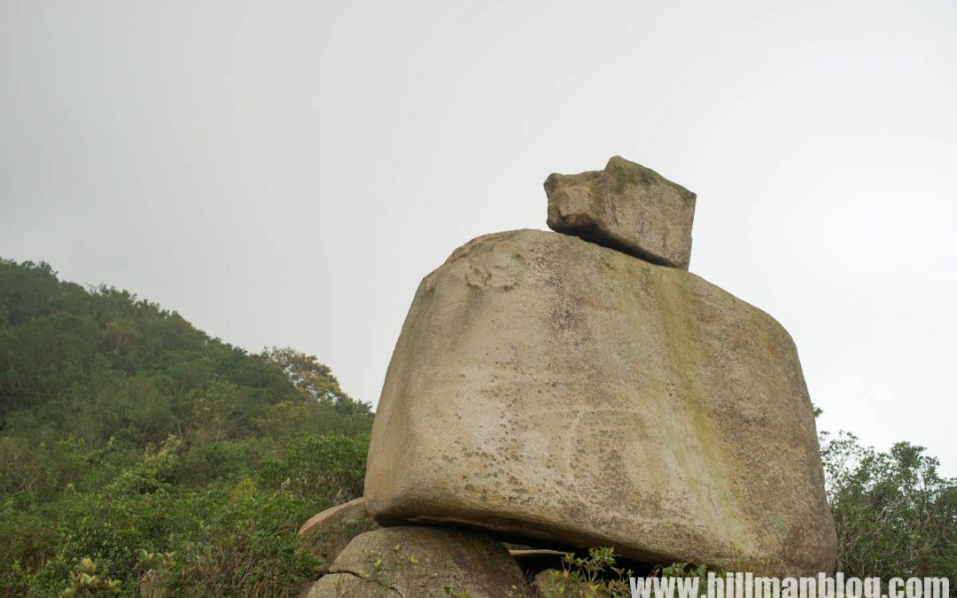將軍石 (柏架山)